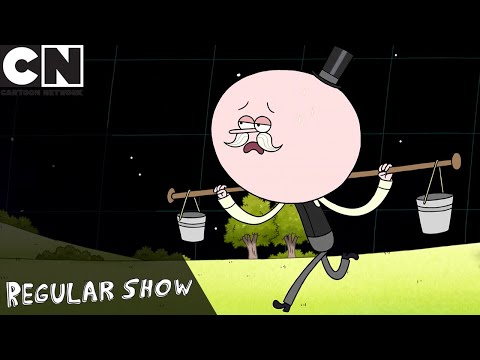 Regular Show   Warrior Training   Cartoon Network UK 🇬🇧