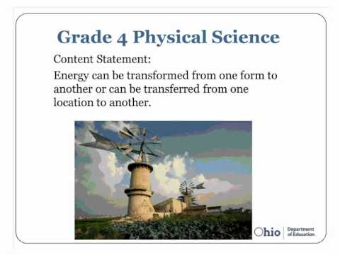New Directions for Science in Ohio