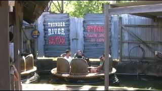 Dreamworld Thunder River Rapids Ride (Mar 2013)