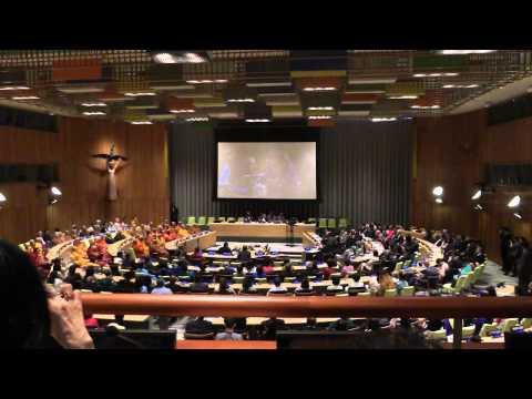 UN Vesak Day 2014 at UN Headquarters (13-May-2014) (1/3)