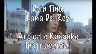 Baixar Lana Del Rey - Doin Time Acoustic Karaoke Instrumental