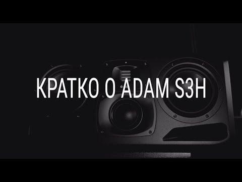 Кратко о ADAM