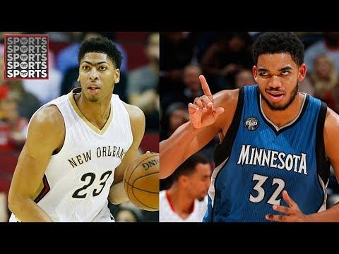 Best NBA Player Under 25 Years Old? [Davis? Giannis? Porzingis? KAT?]