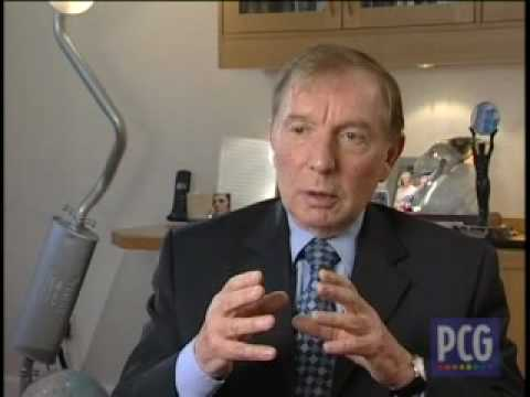 Interview with Sir Tom Farmer for National Freelancers Day 2009