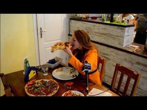 VegeObiektyw, Vegan Pizza, odc. 8