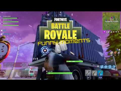 SNIPER SHOOTOUT - Fortnite Battle Royale: Funny Moments (#7)