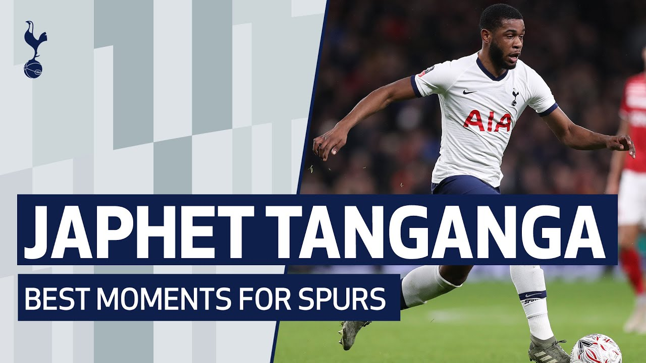 JAPHET TANGANGA'S BEST MOMENTS | SEASON SO FAR