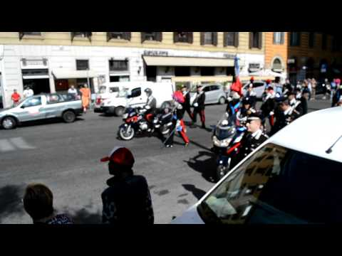 Parade in Rome