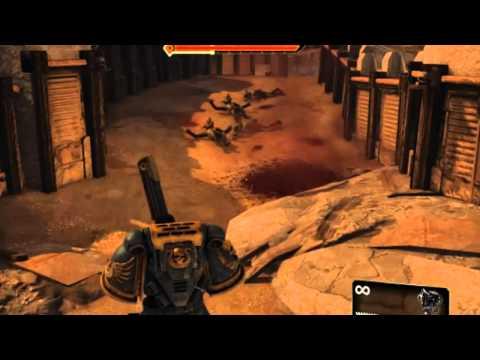 JFG : Warhammer 40000 Space Marine #3