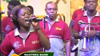 Live band performance by masters band