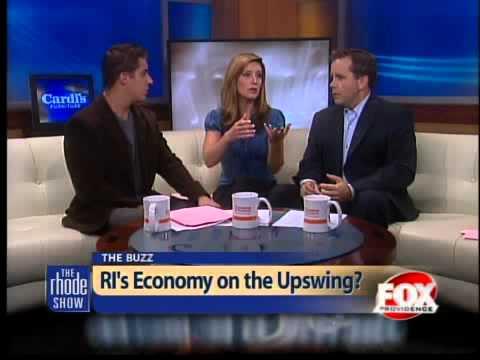 The Buzz: RI's economy on the upswing?