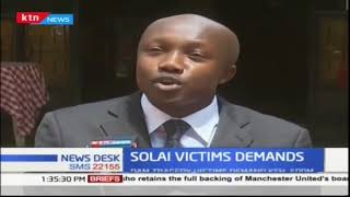 Solai Dam tragedy victims 'write half a billion payout demand letters' | KTN News Desk