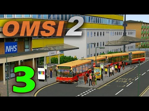 ♦OMSI 2♦#3: Late, AGAIN! [Bowdenham v4 Map/UK]
