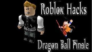 Roblox Hacks: Dragon Ball Finale Stat Hack