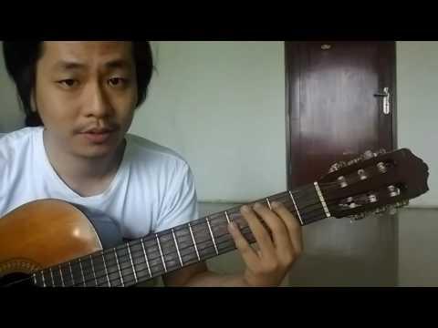 Kotak feat. Anggun - Teka teki    Guitar Tutorial