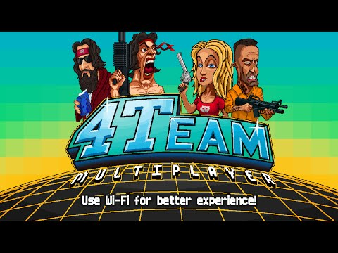 4Team - Multiplayer Game - OFFICIAL TRAILER