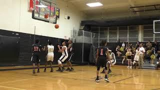 Patrick Green II 7th Grade Basketball Highlights