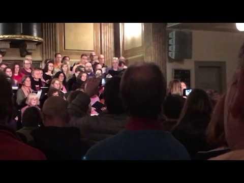 Projekt Chor Altona mit San Glaser