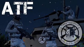 GTA V MILITARY CREW | ATFO | The Wolf Pack