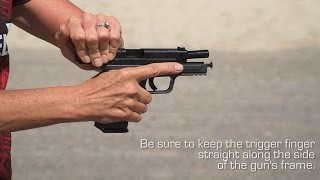 New Shooter Drill - 3 Steps to a Safe Load/Unload