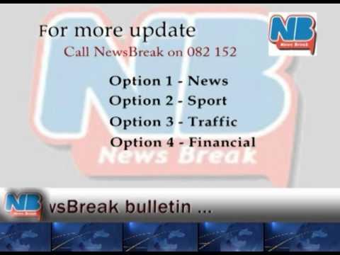 NewsBreak1pm, 25 September 2012