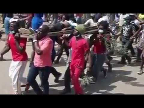 No to Human Right abuses in Cameroon
