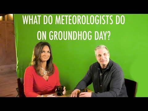 Groundhog Day 2018: Two local TV news meteorologists go to a bar (well, in our parody, they do)