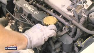 Zündkabel wechseln - Opel Astra G [TUTORIAL]