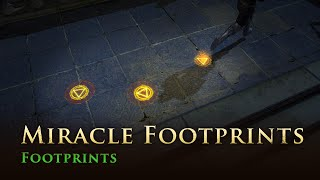 Path of Exile: Miracle Footprints