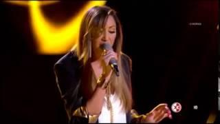 Daniela Pedali - Sola otra vez (La Voz Mexico 4)