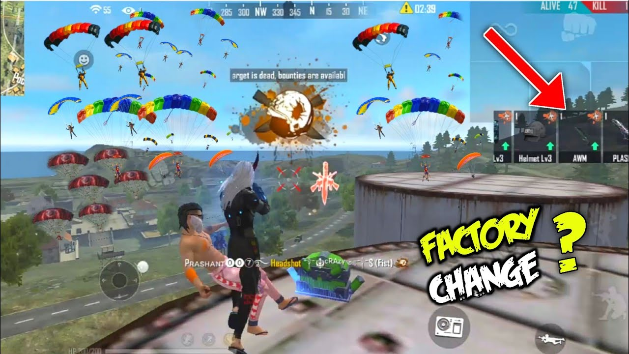 😱 Let's Check Factory,antina  After New Update  Factory King Playing After New Update