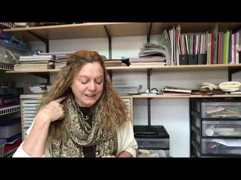 FlossTube #31: Sampler History Lesson 2, WIP, Bendy Stitchy Designs, MORE