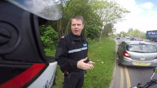 police officer getting it wrong!!!!