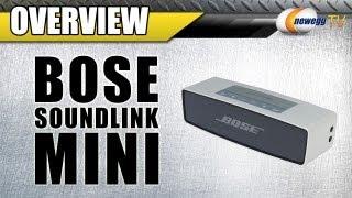 Bose® SoundLink Mini Bluetooth Speaker Overview - Newegg TV