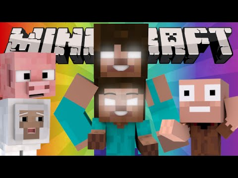 Thumbnail: If Herobrine Went to Daycare - Minecraft