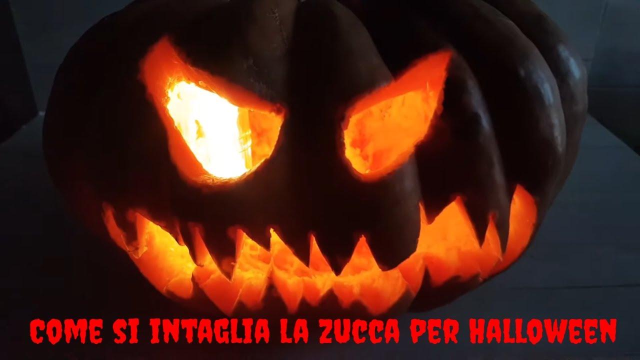 Intagliare Zucca Per Halloween Disegni come si intaglia una zucca per halloween