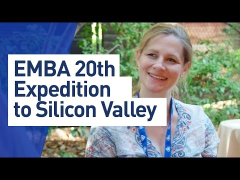 Executive MBA Silicon Valley Discovery Expedition – A journey to the Entrepreneur Mindset