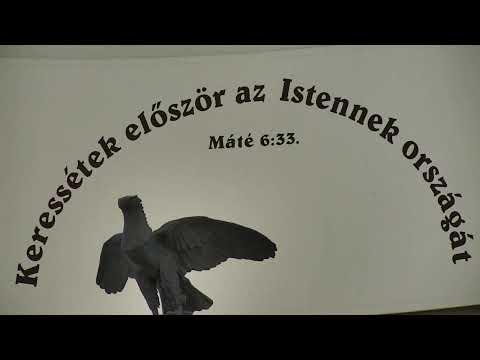 Nyíregyháza-Városi Református Egyházközség NyVREk 2020. 08.09.10:30
