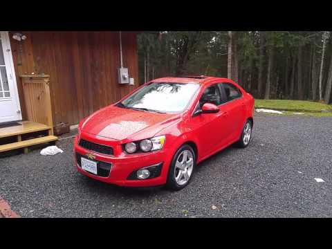 2016 Chevrolet Sonic Review, Bargain Sports Sedan?