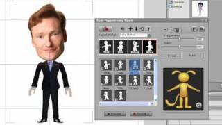 Crazy Talk Animator Tutorial - Real time Full Body Puppeteering