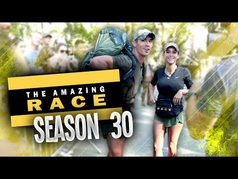 The Amazing Race Season 30 Starting Line!