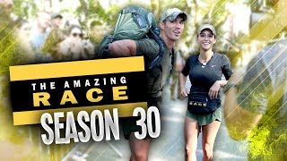 The Amazing Race Season 30 Starting Line!