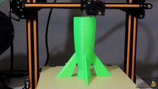 3D printer CR 10 review