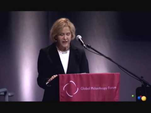 Judith Rodin: The Changing Practice of Philanthropy