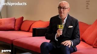 Fuorisalone 2018 | PORRO - Piero Lissoni racconta Curry e Ryoba