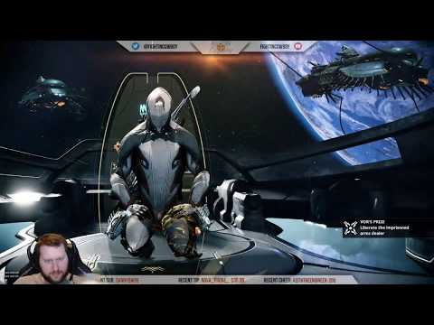 Warframe - Making the Move to PC, Let the Grind Begin! thumbnail