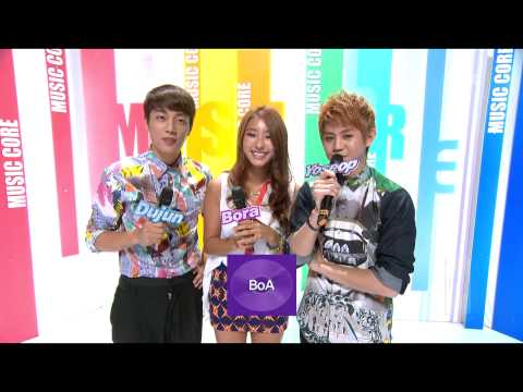 Opening, 오프닝, Music Core 20120825