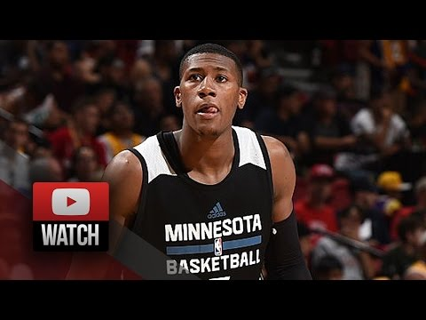 Kris Dunn Full SL Highlights vs Nuggets (2016.07.08) - 27 Pts, NBA Debut, BEAST!