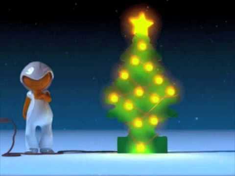 Animaciones Felicitaciones De Navidad.Tarjeta Animada De Navidad