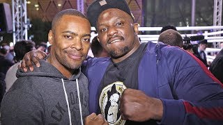 Dillian Whyte: I HATE Anthony Joshua & Deontay Wilder as FIGHTERS but Not as MEN!